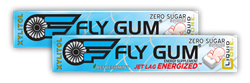 Widgery Introduces Gum Aimed at Skydivers and Pilots