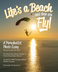 Life's a Beach... and Then You Fly!