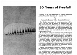 50 Years of Freefall