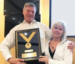 Training, Mentoring and Inspiring—Rob Laidlaw Receives the 2016 USPA Gold Medal for Meritorious Service