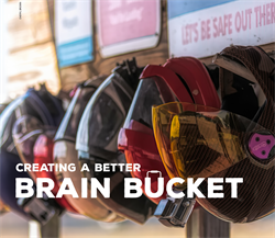 Creating a Better Brain Bucket—Skydiving Helmets Step Toward Safety Standards