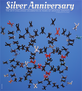 Silver Anniversary—The 2019 Challenge Celebrates 25 Years of Arizona Airspeed