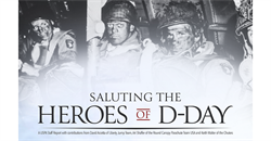 Saluting the Heroes of D-Day