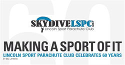 Making a Sport of It—Lincoln Sport Parachute Club Celebrates 60 Years