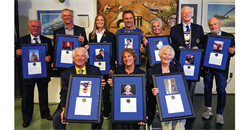 A Record Crowd—Skydive Perris Hosts the 2019 International Skydiving Hall of Fame Celebration
