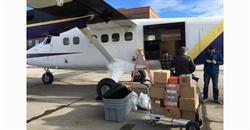 Mile-Hi Participates in Colorado Airlift for Veteran Families