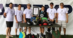 Jumpers Set Guinness World Record in Ecuador