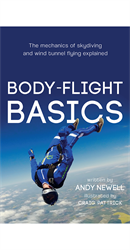 Champion Skydiver Releases Bodyflight Encyclopedia