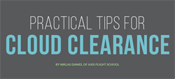Practical Tips for Cloud Clearance