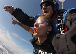 The Sky is NOT the Limit—Freedom Freefall Goes National