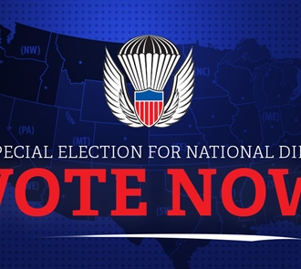 National Director Special Election Begins!