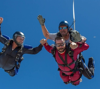 How Skydiving Changed My Life