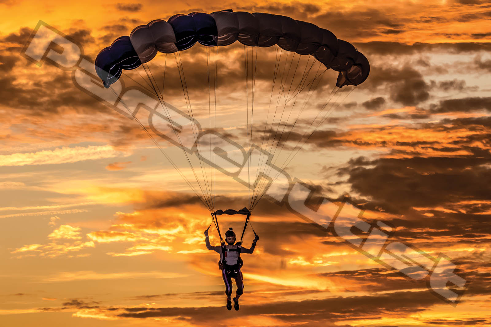 Diamond Anniversary: The 60th Annual USPA National Collegiate Parachuting Championships