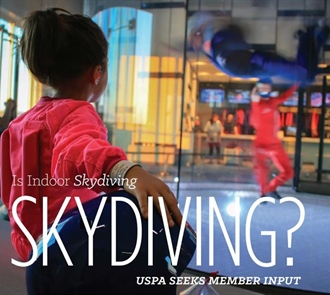 Is Indoor Skydiving Skydiving?