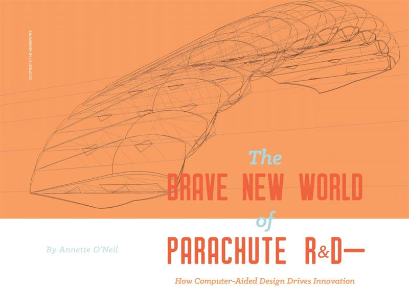 The Brave New World of Parachute R&D
