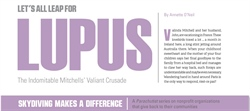 Let's All Leap for Lupus