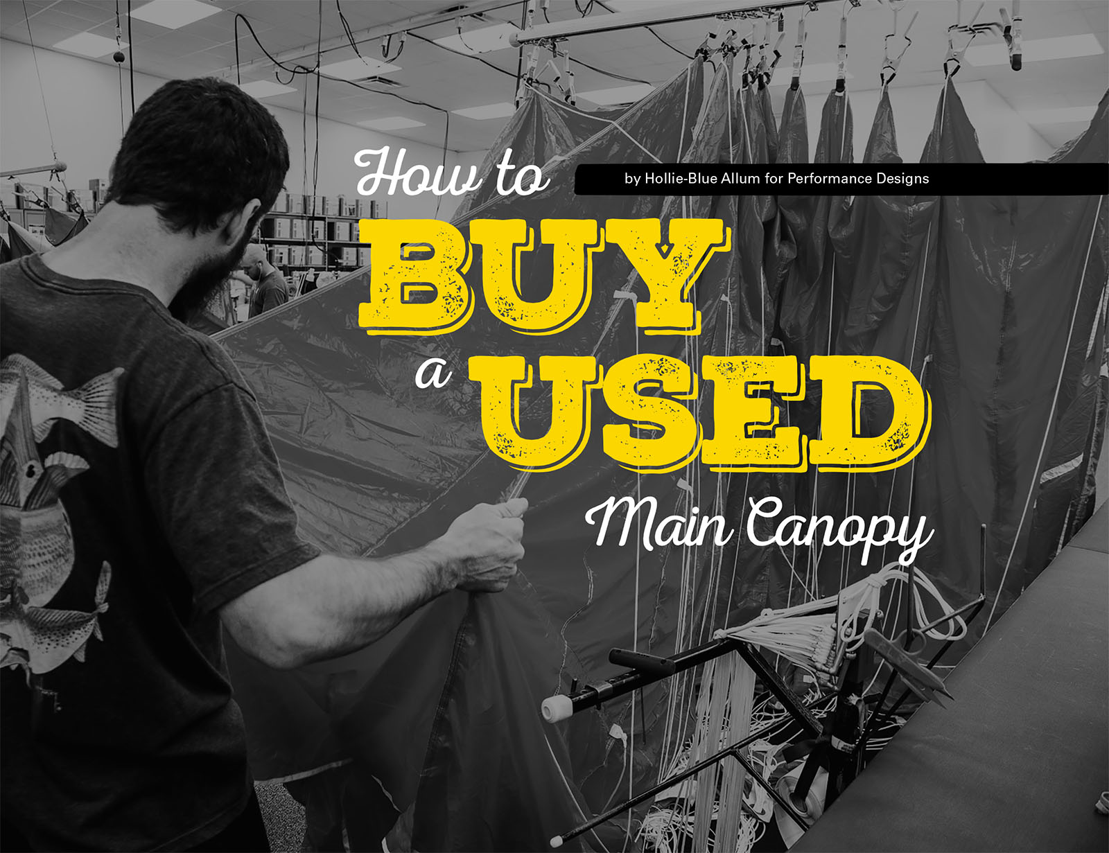 How to Buy a Used Main Canopy
