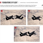Foundations of Flight | 2-Way Belly Cat-Accordion Move
