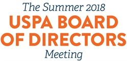 The Summer 2018 USPA Board Of Directors Meeting