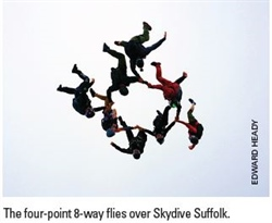 Suffolk Sees Weekend Of Records
