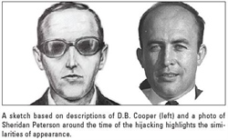 Independent Researcher Releases D.B. Cooper Report